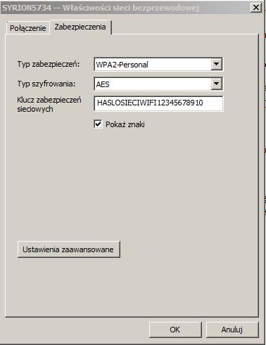 jak odczytać hasło na wifi windows 7