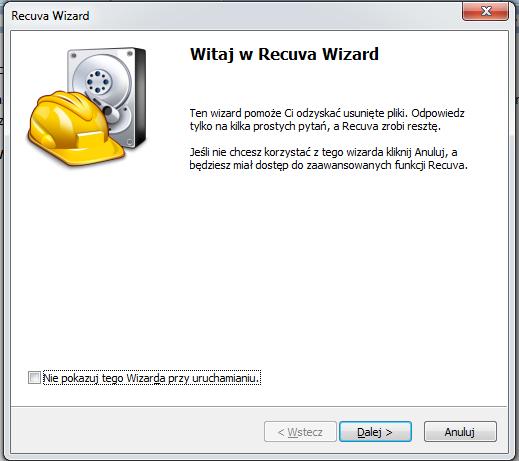 Recuva – odzyskiwanie danych po formacie jeszcze nigdy nie było takie proste!