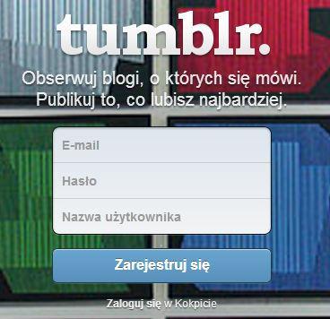3 Jak dodać muzykę na Tumblr?