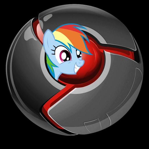 rd red chrome icon by ketcham1009 d52x8tz Dowiedz się jak usunąć Delta Search z przeglądarki i komputera!