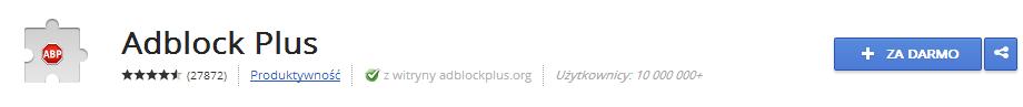Jak wyłączyć reklamy? Zainstaluj Adblock Plus i ciesz się wolnością!