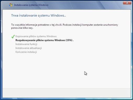 Instalacja – jak zainstalować Windows 7 z płyty?
