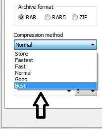 wybór-kompresji-plików-w-rar
