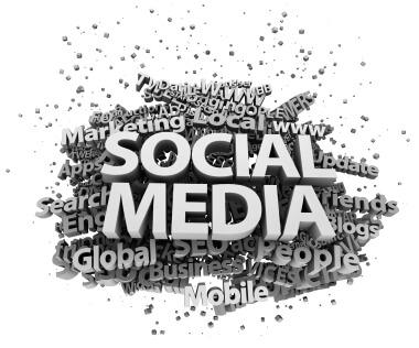 Infografiki  Przedstawiające Praktyczne Porady za Pomocą Social Media