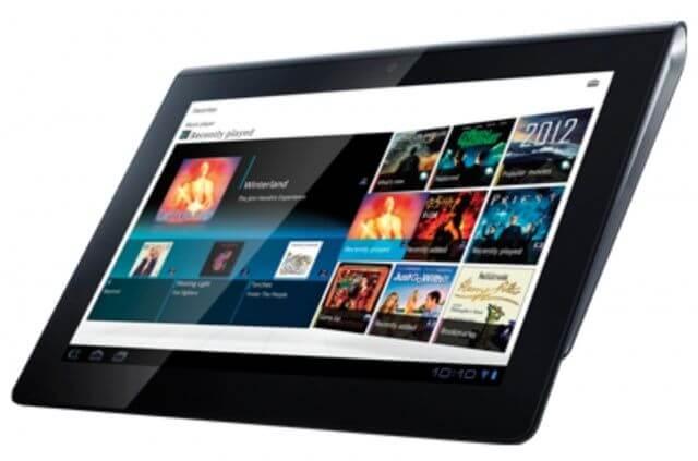 Sony Xperia Tablet Z-tablet
