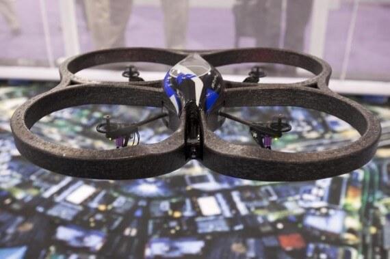 Przyszłość Dronów