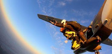 skok na spadochrone