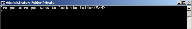 hasło na folder windows