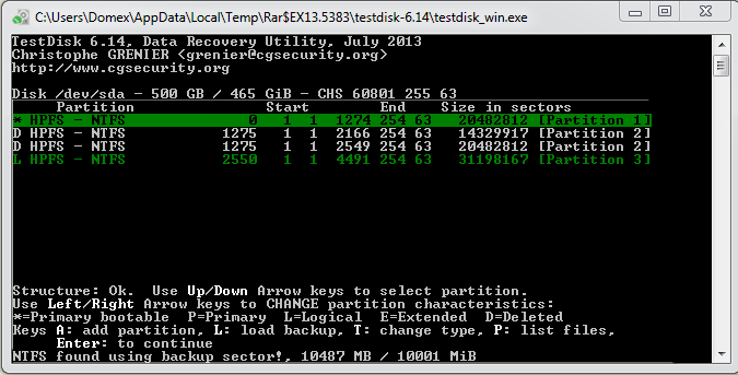 odzyskiwanie danych program