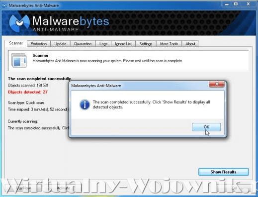 Malwarebytes Ani-Malware Free