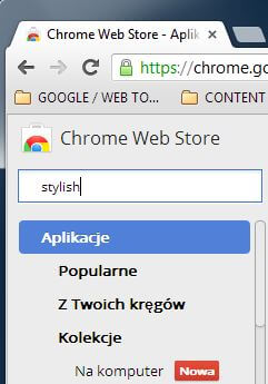 chrome-stylish