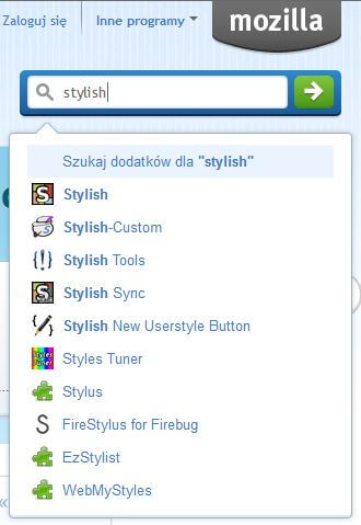 stylish-mozilla