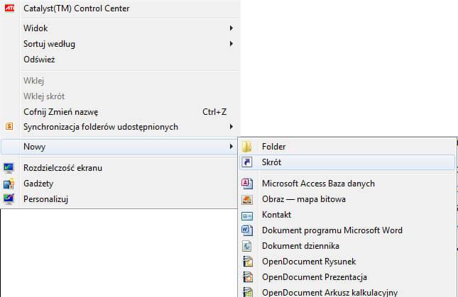 Polecenia zamykania systemu Windows - Wiersz Poleceń