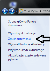 4 Jak wyłączyć aktualizacje Windows 7