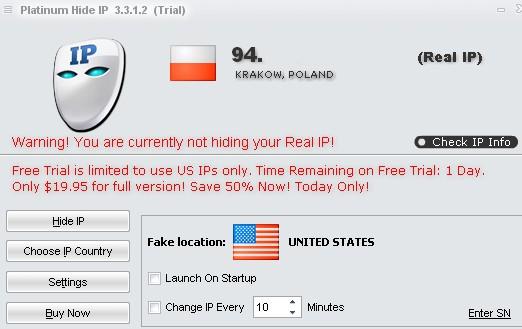 Jak zmienić ip? Poznaj i skorzystaj z Platinum Hide IP!