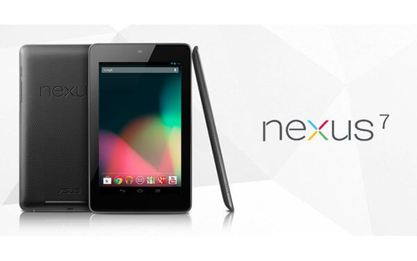 Nexus 7-tablet