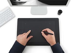 Tablet Wacom Intuos5 Touch
