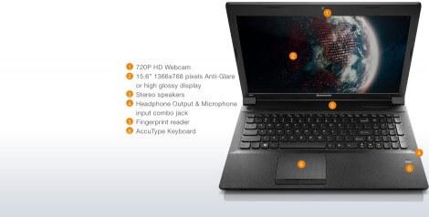 Ultra Tani Lenovo Essential B590 - Naturalnie Wydajny