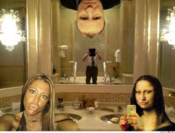co-to-znaczy-selfie-Zasady Robienia Selfie