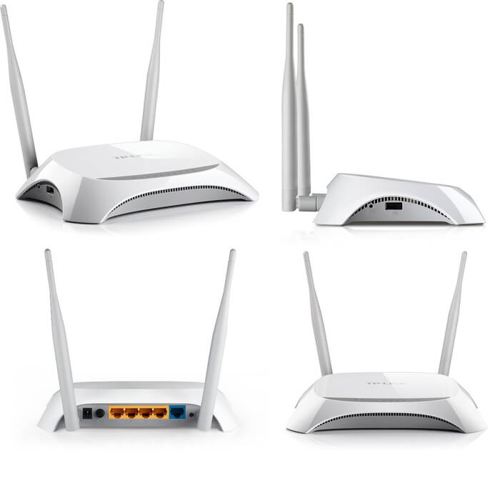 router TP-LINK TL-MR3240 v2