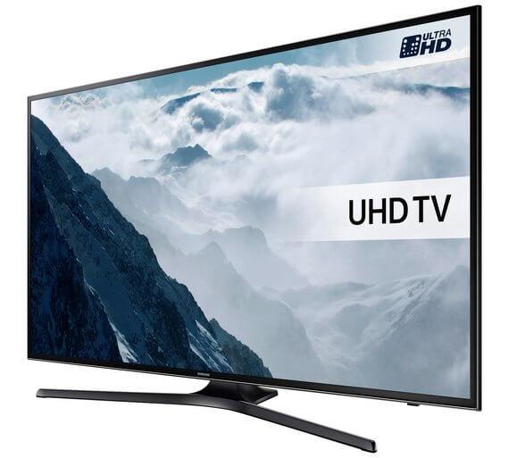 Samsung UE50KU6000 telewizor 50 cali