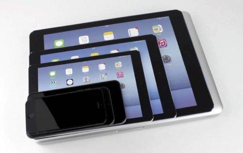 porównanie wielkości tabletów